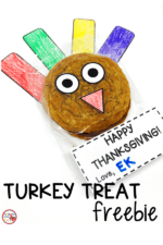 Turkey Treat Freebie