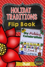Holiday Traditions Flip Book