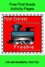 Polar Express Themed Printables