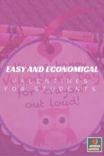 Simple Student Valentines