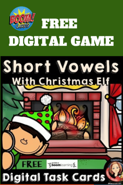 free digital short vowel game
