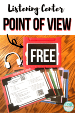 The Teacher Searches Pinterest for Point of View Lessons – 3rd person