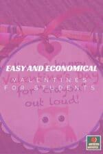 Easy Student Valentines