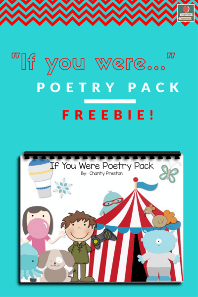 Poetry Pack Lesson Plan