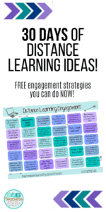 Get your Hands On these Distance Learning Engagement Ideas!