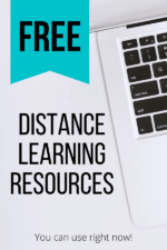 For your eyes only – Free Distance Learning Resources for Teachers