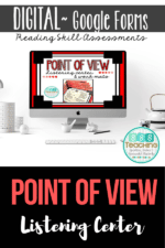 The online educator searches Classroom Freebies for Digital Point of View