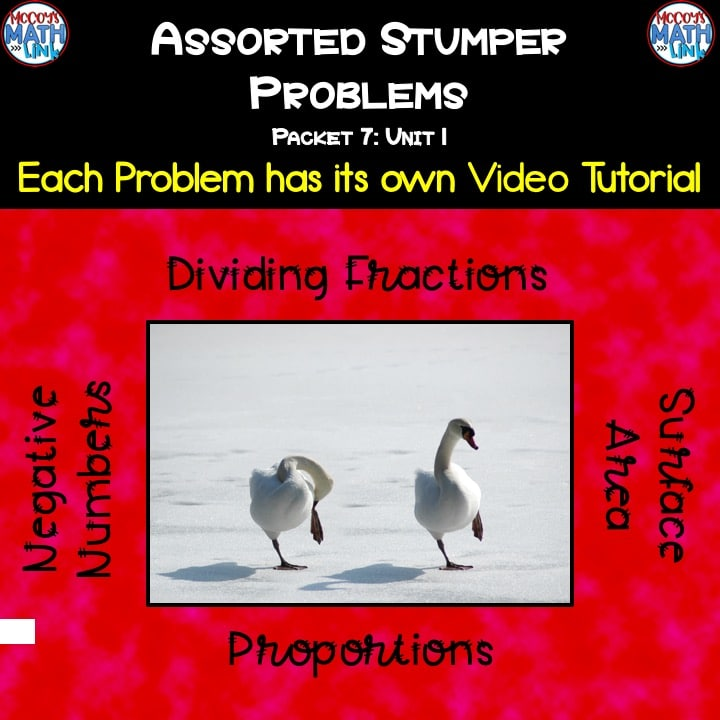 Free Assorted Stumper Problems #math homework help #math problems with video tutorials #math online help