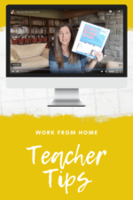 Free Tips for Working From Home Teacher Workshop