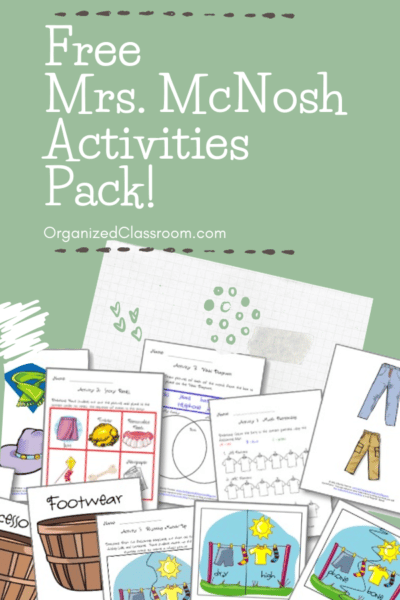 End of the School Year Activity Pack!