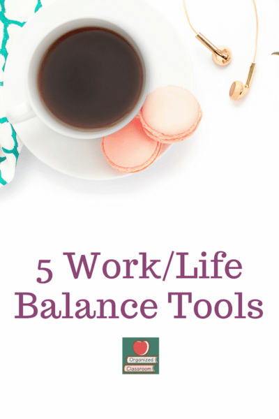 Finding Your Teacher Work/Life Balance