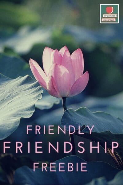 Free Friendship Glyphs!