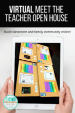 Ideas for Back to School 2020 Virtual Meet the Teacher Open House