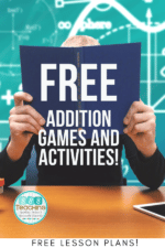 FREE Fun addition and subtraction activities to try right away in your classroom