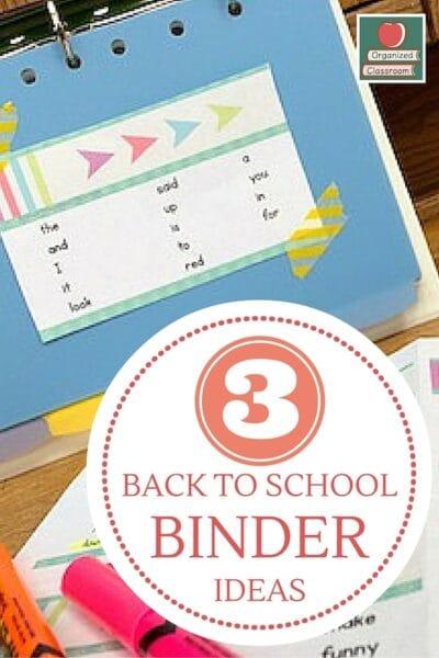 3 Binder Cover Freebies!