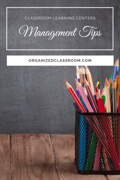 Managing Your Center Time #assessment #classroommanagement