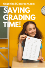 Cut Your Time Grading!
