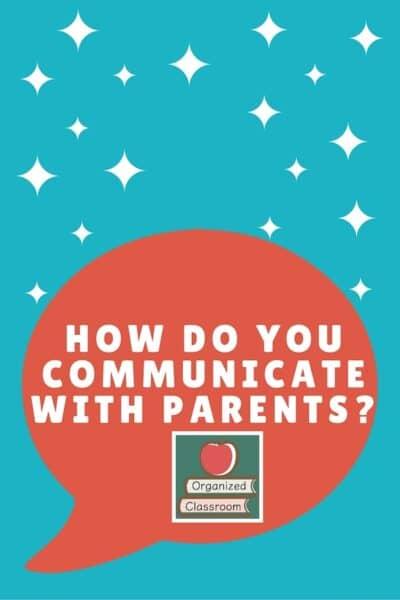 Parent Communication Suggestions