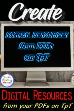 Create Digital Learning Resources from Your PDFs
