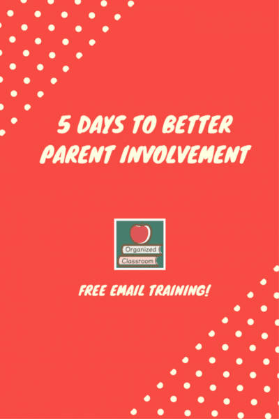 Parent Involvement Email Course