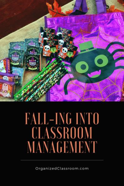 Bag of Classroom Management Tricks