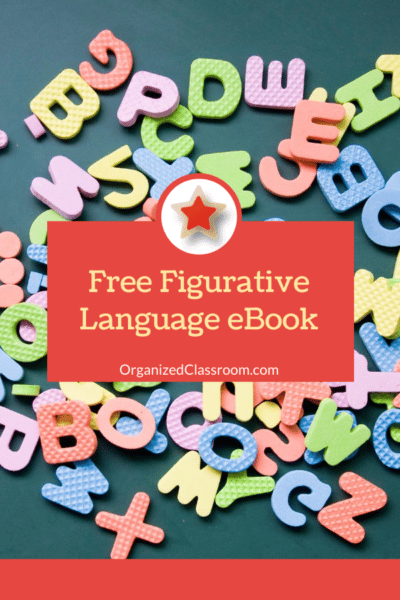 Figurative Language Teaching Tips