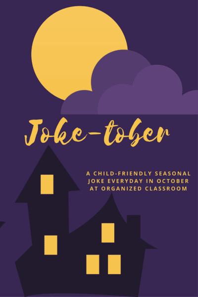 Free October Joke Book