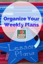 Lesson Plan Organization