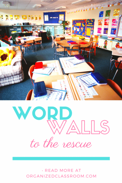 Wondering About Word Walls?