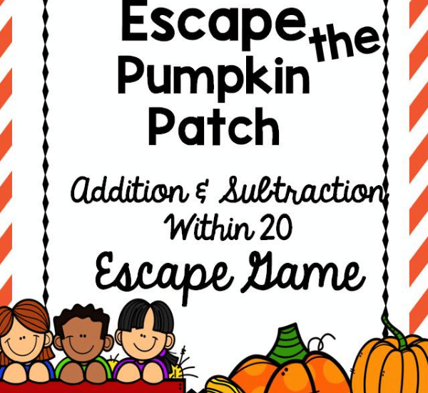 Free Addition and Subtraction Escape Game #classroomfreebie #additionandsubtraction #1stgrade #1stgradefreebie #firstgrademath #escapegame #addition #subtrction