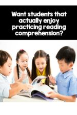 Do You Want Students That Get Excited About Reading Comprehension?