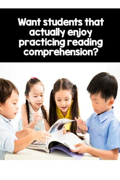 Close Reading Freebie #classroomfreebie #closereading #textevidence