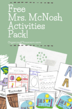 Free Trade Book Activity Packet