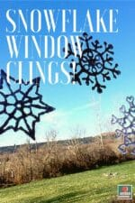 DIY Window Cling Gifts