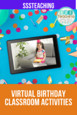 Virtual Student Birthday Ideas for your students