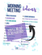 Blow your Socks off – virtual morning meeting ideas, activities!