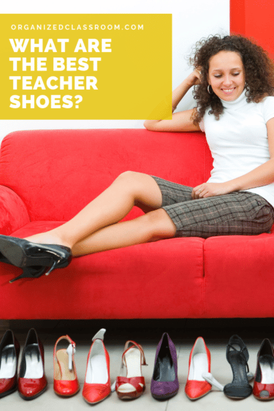The Best Teacher Shoes Roundup