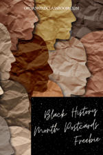 Low-Prep Activity for Black History Month