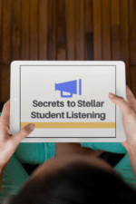 Need Some New Student Listening Ideas?