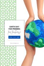 Earth Day Freebie Fun for Teachers!