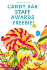 Teacher Award Freebie Templates!