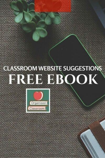 Classroom Website Resource Roundup