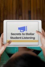 Student Listening Skills Put to the Test